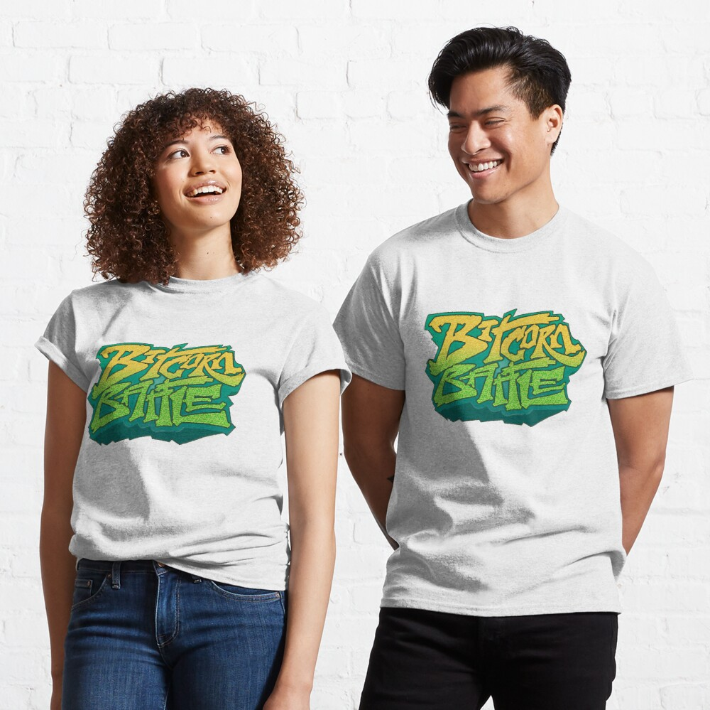 Bitcorn Battle Classic T-Shirt