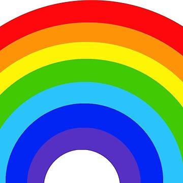 Rainbow - LGBT Pride by AlishaBurden00