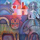 Daydream by Karin Zeller