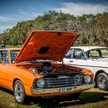 The Big Orange Aussie Valiant!  by taspaul
