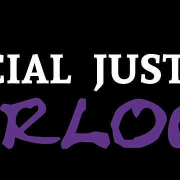 Social Justice Warlock by BasiliskOnline