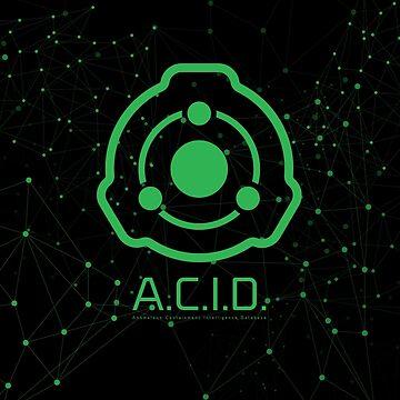 A.C.I.D. Logo by TheVolgun