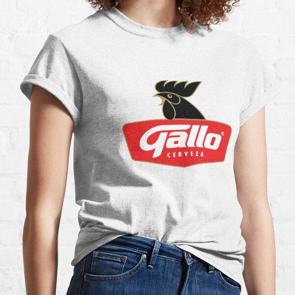 Cerveza Gallo - Guatemala Cerveza Chapin Camiseta clásica