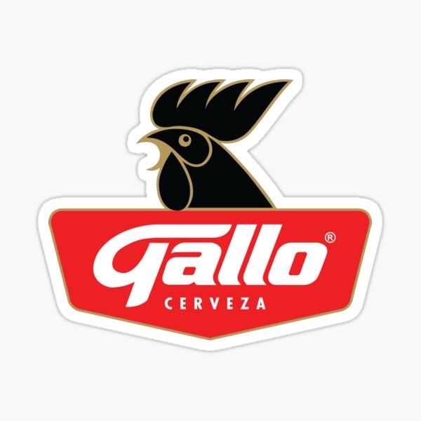 Cerveza Gallo - Guatemala Beer chapin Sticker