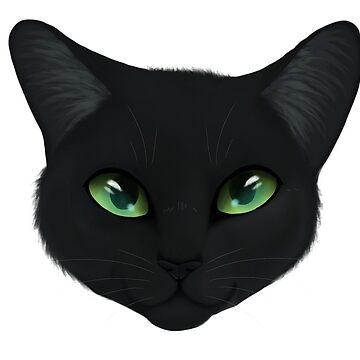 Black Cat by zoe-wilson