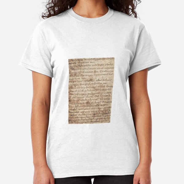 Read me, Thrill me, Text me Classic T-Shirt