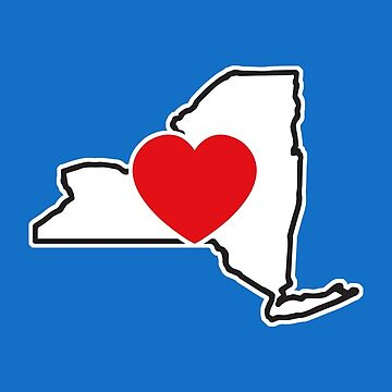LOVE NEW YORK STATE by cpinteractive