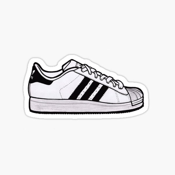 adidas superstar sticker Shop Clothing
