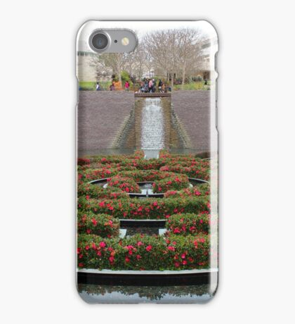 The Getty iPhone Case/Skin