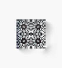 Quadrangle Acrylic Block