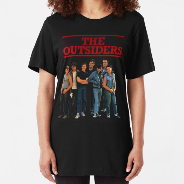 The Outsiders Slim Fit T-Shirt
