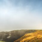 Yaquina Light and Fog by Owed To Nature