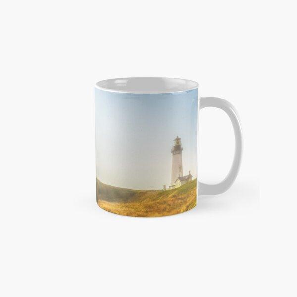 Yaquina Light and Fog Classic Mug