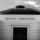 Griffith Obseratory by Ronald Hannah