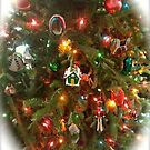 Old Fashioned Christmas Tree by apclemens