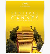 Cannes Film Festival (2016), 69th Poster