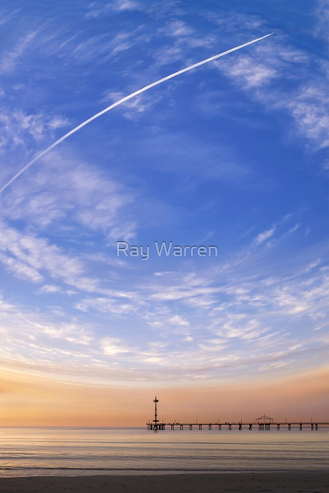 The World Above by Ray Warren