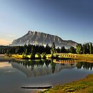 Cascade ponds by Christopher B Smyth