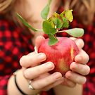 Red, Red Apple by jehnner