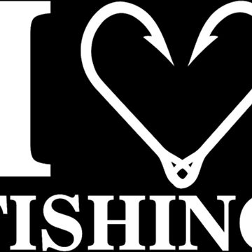 I Love fishing t-shirt by bestgiftsever