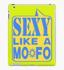 SEXY MOFO iPad Case/Skin
