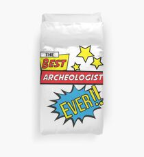 The best Archeologist ever, #Archeologist  Duvet Cover