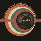 Cat planet by BATKEI