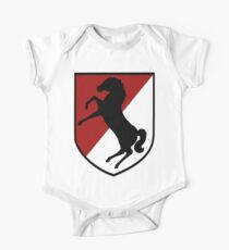 11th Armored Cavalry Regiment One Piece - Short Sleeve