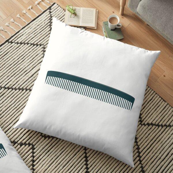 Comb Floor Pillow