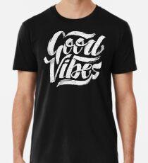 Gute VIBES Männer Premium T-Shirts