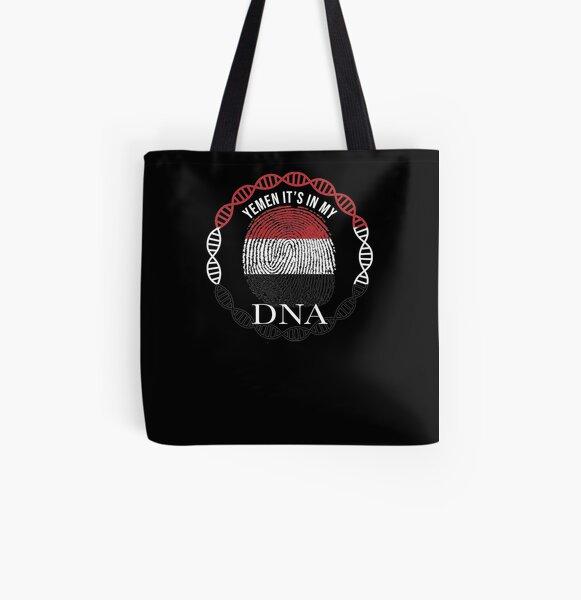 Canvas Shopping Tote Bag I Love My Yemeni Boyfriend Countries Yemeni Heart Flag Beach Bags for Women