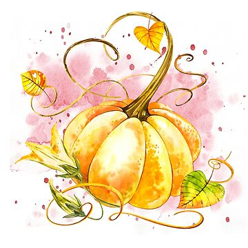 Pumpkin by Asetrova