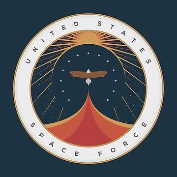Space Force.  by ClarkiieRB