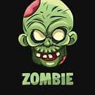 Scary Zombie Halloween by TomGiantDesigns