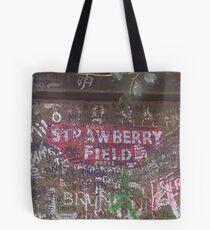 Strawberry Fields. Tote Bag