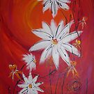 Phoenix Daisies by Alison Howson