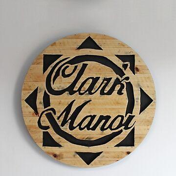 Clark Manor Sign by ClarkiieRB