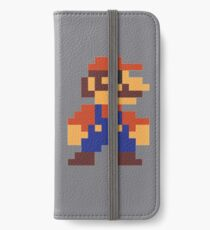Retro Mario iPhone Wallet/Case/Skin