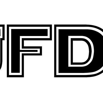 JFDI (dark outline) by UXpert
