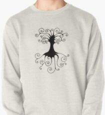 Branching Out Tee Pullover