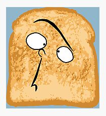 I Like Buttered Toast Photographic Print