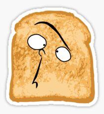 I Like Buttered Toast Sticker