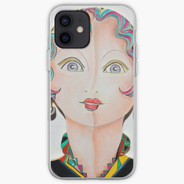 Dolly Dolores iPhone Soft Case