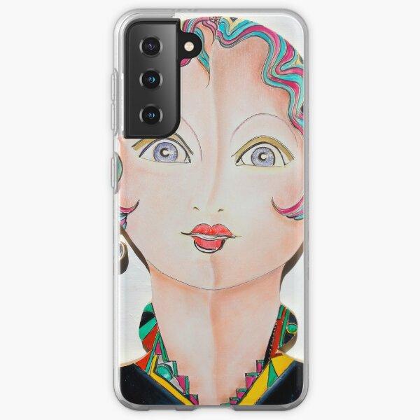 Dolly Dolores Samsung Galaxy Soft Case