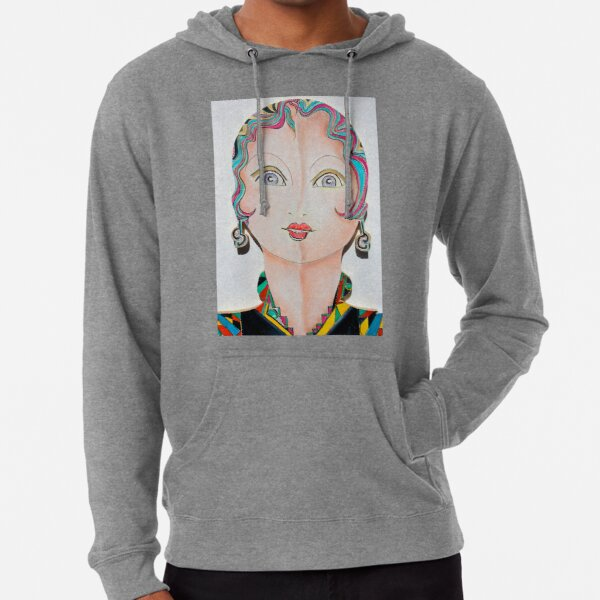 Dolly Dolores Lightweight Hoodie