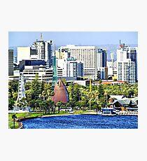 Perth - Australia Photographic Print