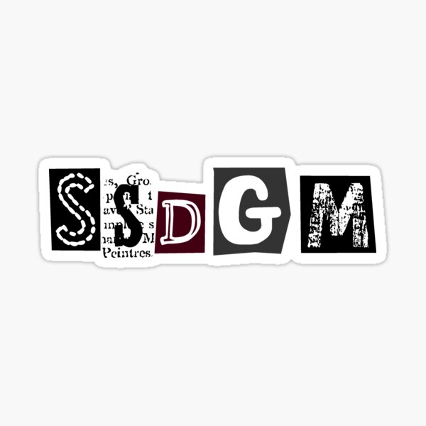 My Favorite Murder Podcast Fan, Stay Sexy Don't Get Murdered, SSDGM, True Crime, Murderino, MFM, Karen Kilgariff, Georgia Hardstark, F*ck Politeness, Serial Killers Sticker