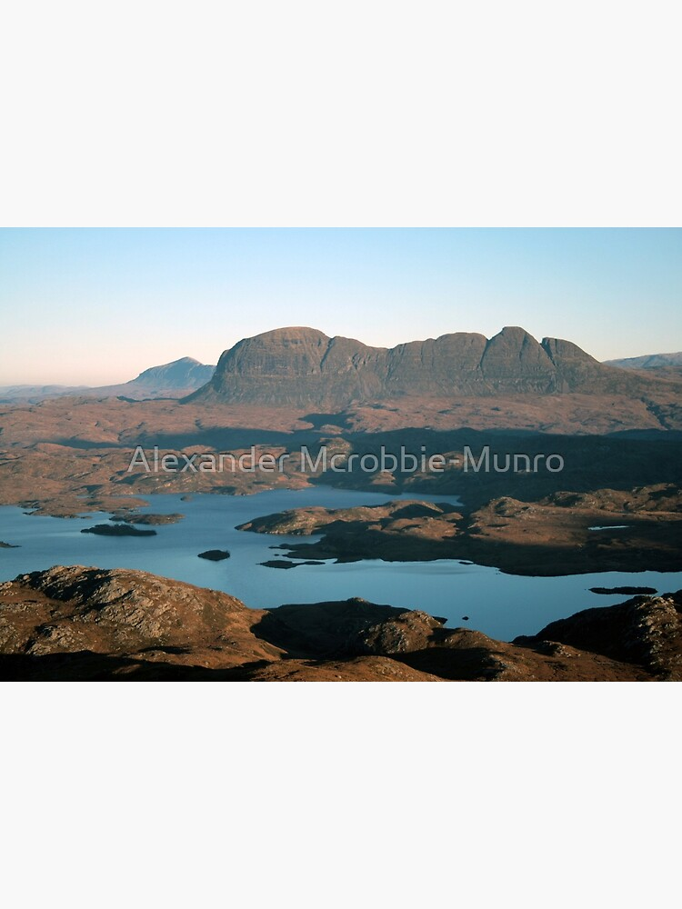 Suilven by Alexanderargyll