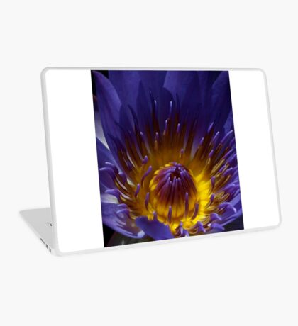 Heart of the Lily Laptop Skin