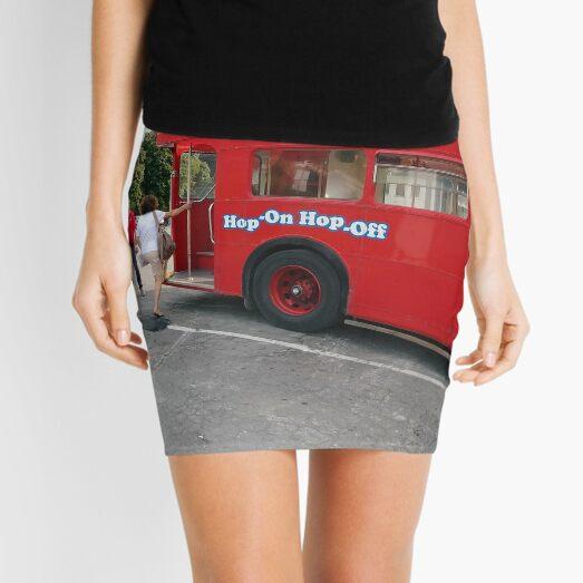 Double-decker bus, Bus, Hop on hop off, montreal, montreal city, travelling, tourist, hopOnhopOff, montrealcity, #bus, #hop, #on, #hopoff, #montreal, #city, #travelling, #hopOnhopOff, #montrealcity Mini Skirt
